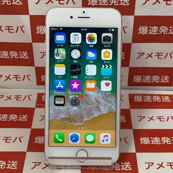 iPhone6 16GB AU○ NG482J/A A1586-正面