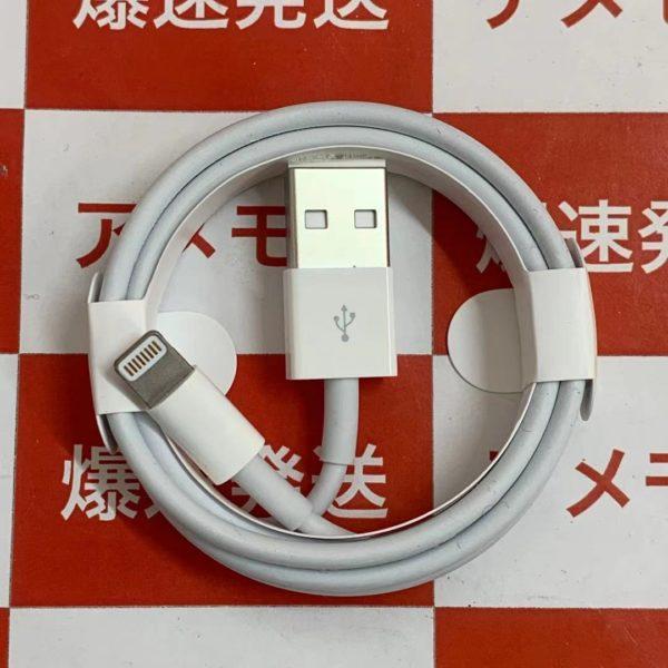 Apple純正Lightning – USBケーブル正面