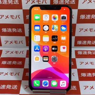 iPhoneX 256GB docomo版SIMフリー MQC12J/A A1902
