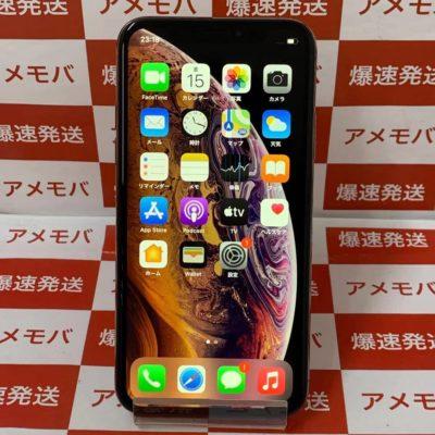 iPhone XS 256GB docomo版SIMフリー MTE22J/A A2098