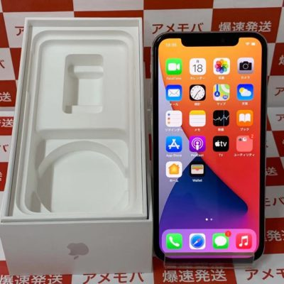 iPhone X 64GB Softbank版SIMフリー MQAY2J/A A1902