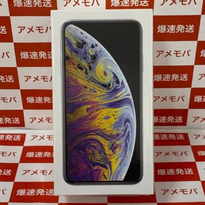 iPhone XS Max 512GB docomo版SIMフリー MT6Y2J/A A2102