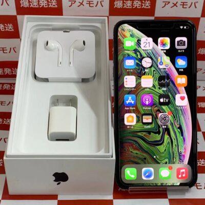 iPhoneXS Max 512GB AU版SIMフリー MT6X2J/A A2102