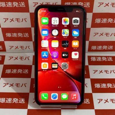 iPhone XR 64GB AU版SIMフリー MT062J/A A2106