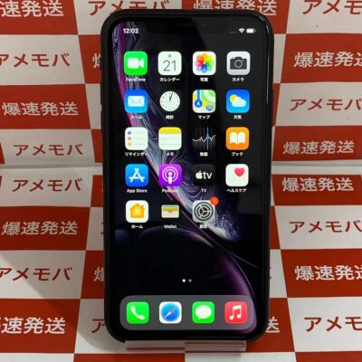 iPhone XR 128GB Softbank版SIMフリー MT0G2J/A A2106