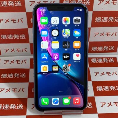 iPhoneXR 64GB Apple版SIMフリー MT0E2 J/A A2106