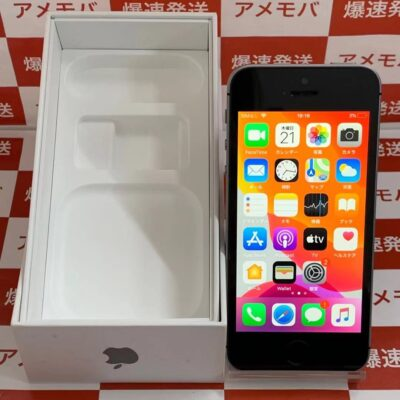 iPhone SE 32GB UQ版SIMフリー MP822J/A A1723