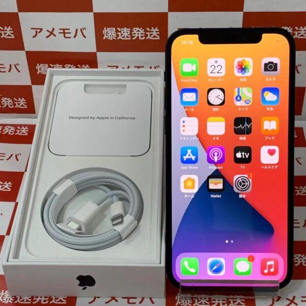 iPhone12 64GB Apple版SIMフリー MGHN3J/A A2402正面
