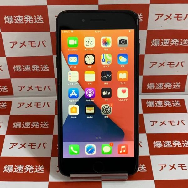 iPhone7 Plus 128GB Apple版SIMフリー MN6F2J/A A1785 正面