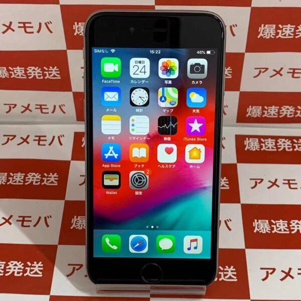iPhone6 64GB AU○ MG4F2J/A A1586 正面