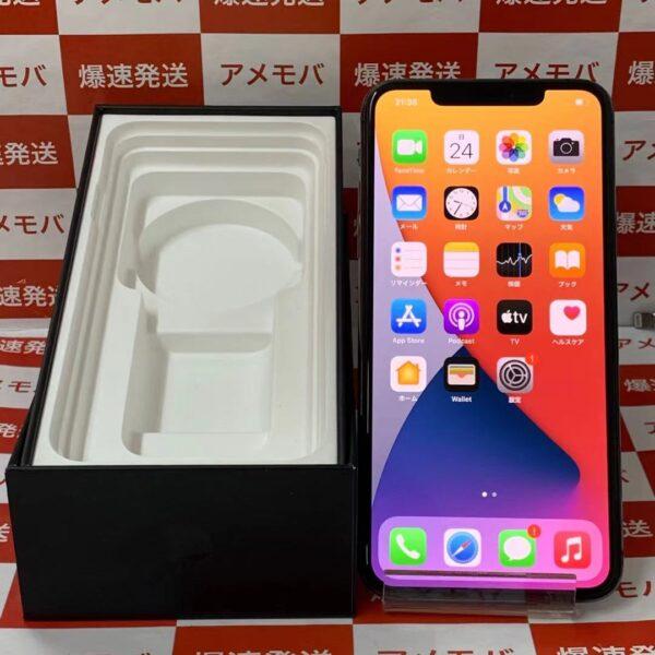 iPhone11 Pro Max 64GB AU版SIMフリー MWHD2J/A A2218 正面