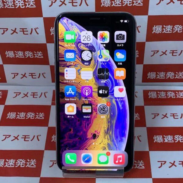 iPhone XS 256GB AU版SIMフリー NTE12J/A A2098 正面