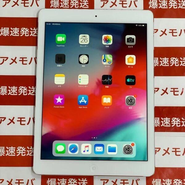 iPad Air 16GB Wi-Fiモデル MD788J/B A1474 正面