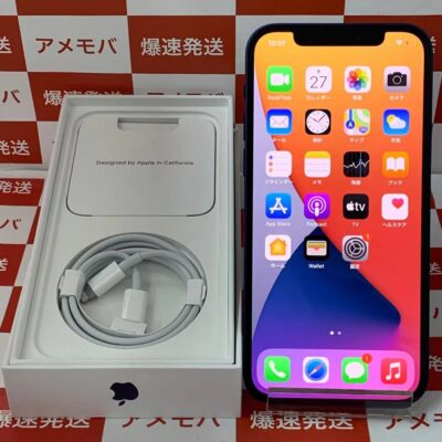 iPhone12 128GB Softbank版SIMフリー MGHX3J/A A2402