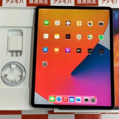 iPad Pro 12.9インチ 第4世代 512GB au版SIMフリー MXF72J/A A2232