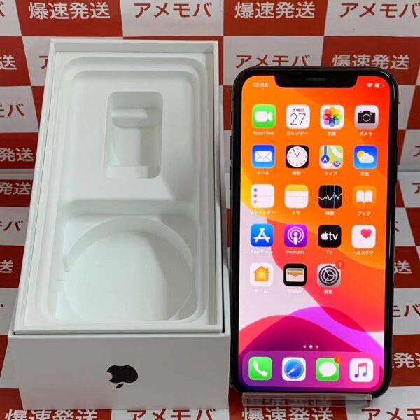 iPhoneX 256GB docomo版SIMフリー MQC12J/A A1902 正面