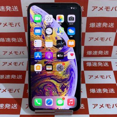 iPhone XS Max 256GB AU版SIMフリー MT6V2J/A A2102