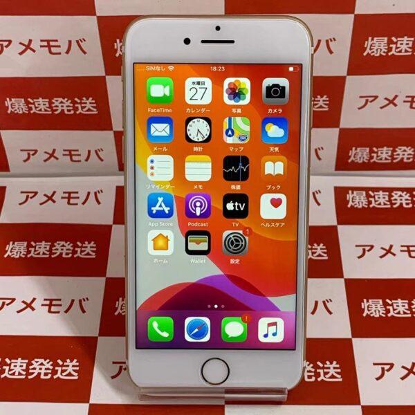 iPhone7 32GB AU版SIMフリー NNCG2J/A A1779 正面