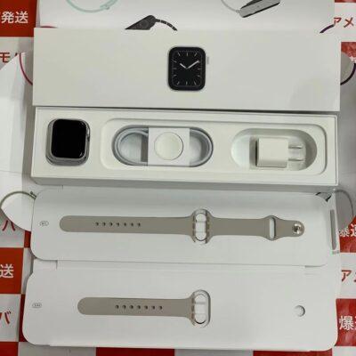 Apple Watch Series 5 GPSモデル 40mm MWQ62J/A A2156