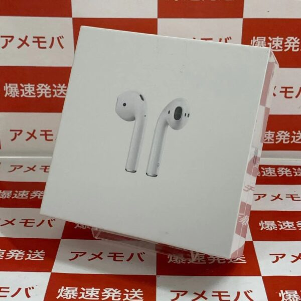 Apple AirPods 第2世代 MRXJ2J/A A1938 正面