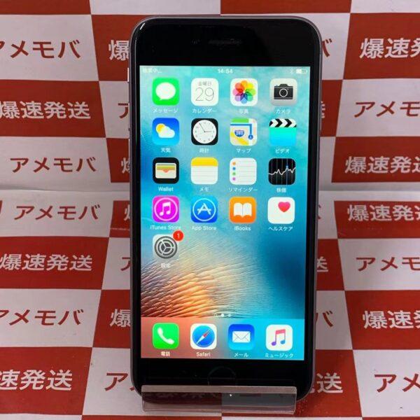 iPhone6 16GB AU○ MG472J/A A1586正面