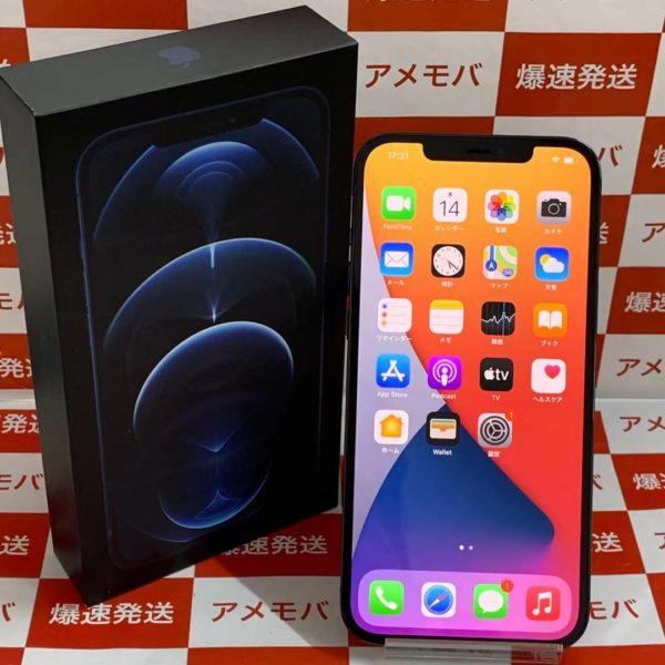 iPhone12 Pro Max 128GB docomo版SIMフリー MGCX3J/A A2410 正面