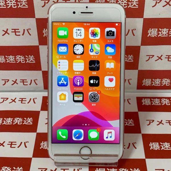 iPhone6s 64GB docomo版SIMフリー MKQR2J/A A1688 正面