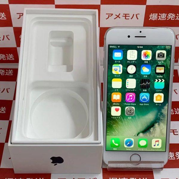 iPhone6 64GB Softbank○ MG4H2J/A A1586 正面