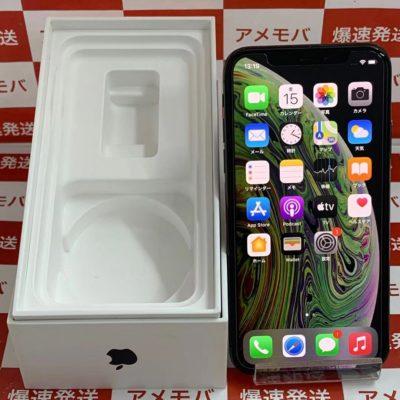 iPhoneXS 64GB Softbank版SIMフリー MTAW2 J/A A2098