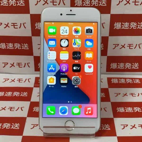 iPhone6s 64GB AU版SIMフリー NKQP2J/A A1688 正面