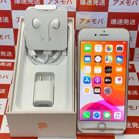 iPhone8 64GB Softbank版SIMフリー 新品同様品-正面