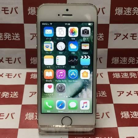 大特価 iPhone5s 32GB AU○ ゴールド-正面