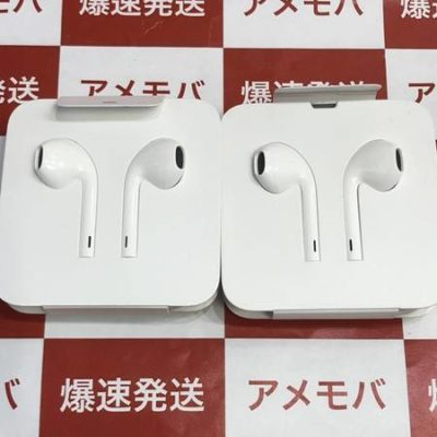 EarPods with Lightning Connector 2個セット Apple 純正