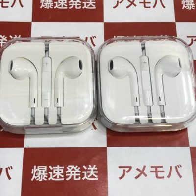 EarPods with 3.5mm Headphone Plug Apple 純正