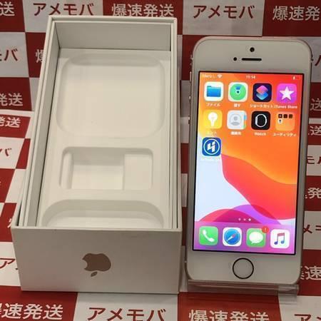 大特価 iPhone SE 32GB SIMフリー ローズゴールド バッテリー94%-正面