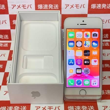 大特価 iPhone SE 16GB AU版SIMフリー バッテリー88% 美品-正面