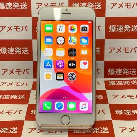 iPhone6s 64GB docomo版SIMフリー ゴールド バッテリー100%-正面