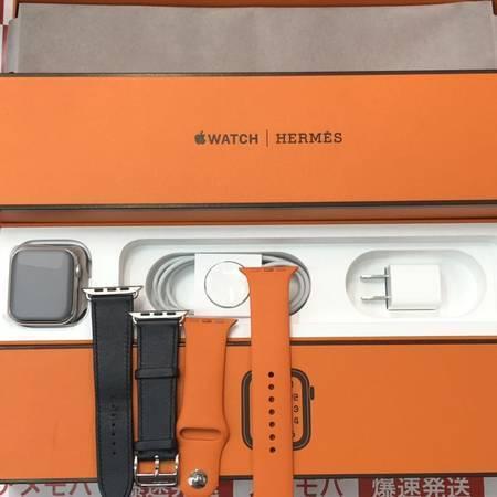 Apple Watch Series 4 44mm Hermes MU772J/A-正面