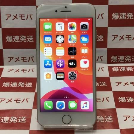 iPhone8 64GB Softbank版SIMフリー シルバー バッテリー82%-正面