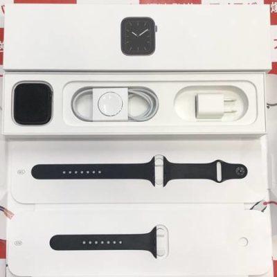 Apple Watch Series5 44mm GPS+CEL MWWK2J/A 美品