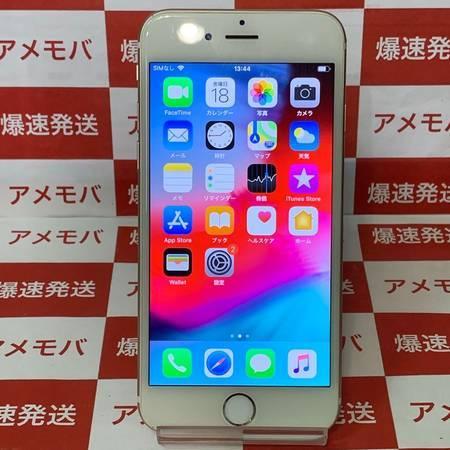 iPhone6 64GB Softbank◯ バッテリー91% ゴールド-正面