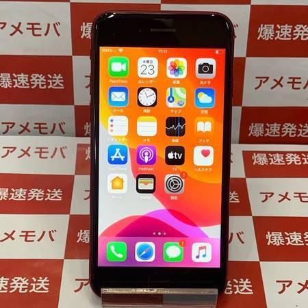 iPhone8 64GB AU版SIMフリー レッド-正面