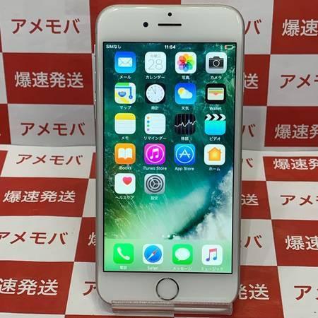 iPhone6 64GB Softbank◯ バッテリー92% シルバー-正面