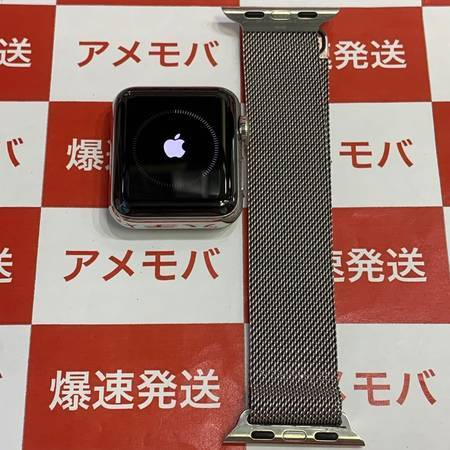 Apple Watch Series 2 38mm MNTE2J/A GPSモデル-正面