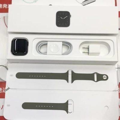 限定特価 Apple Watch Series5 44mm MWT52J/A 美品