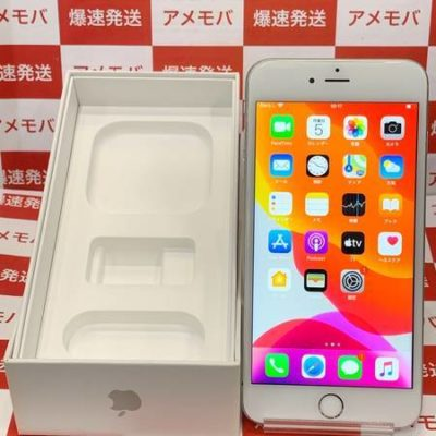 iPhone6s Plus 64GB AU版SIMフリー シルバー