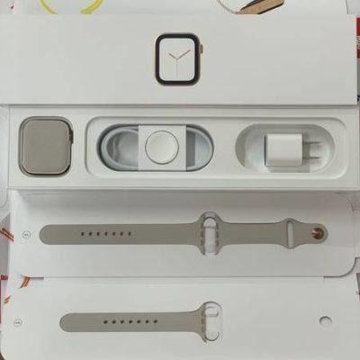 Apple Watch Series4 GPS+CEL 44mm 極美品
