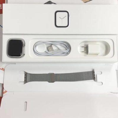 限定特価Apple Watch Series4 44mm MTX12J/A GPS+CEL