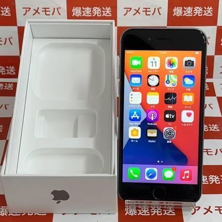 iPhone6s 64GB docomo版SIMフリー スペースグレイッテリー98%-正面