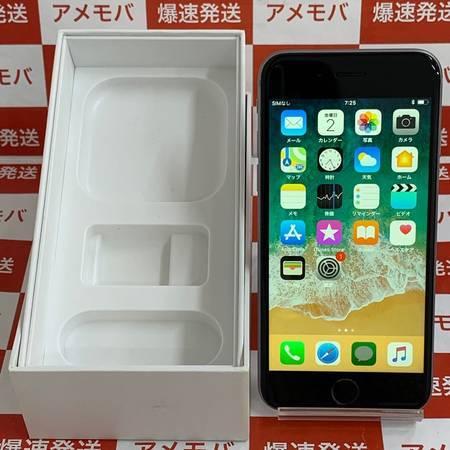 iPhone6 64GB Softbank○ スペースグレイッテリー87%-正面